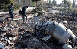 Iran hoan nghênh hợp tác quốc tế điều tra vụ bắn rơi máy bay Ukraine