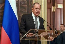Nga sẵn sàng hỗ trợ giải quyết căng thẳng tại Đông Địa Trung Hải