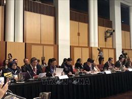 Bế mạc Hội nghị Diễn đàn Nghị viện châu Á - Thái Bình Dương lần thứ 28