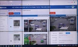 Hiệu quả bước đầu việc xử phạt vi phạm giao thông qua hệ thống camera