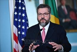 Brazil rút khỏi Cộng đồng các quốc gia châu Mỹ