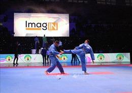 Chung kết Giải vô địch quốc gia Vovinam Việt võ đạo lần thứ 17 tại Algeria