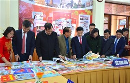 Phong phú, sinh động Hội báo Xuân Canh Tý 2020