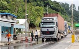 Sẽ nghiên cứu chính sách tháo gỡ vướng mắc xuất nhập khẩu với Trung Quốc qua cửa khẩu 