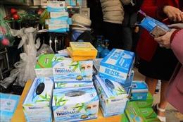 Phát hiện, xử lý nhiều trường hợp tăng giá khẩu trang y tế phòng dịch bệnh nCoV
