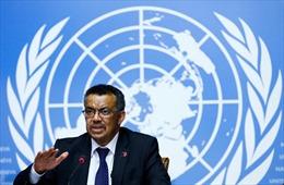 WHO kêu gọi các nước duy trì hoạt động đi lại và giao thương quốc tế