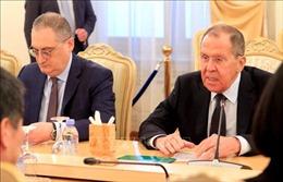 Thúc đẩy quan hệ đối tác chiến lược Nga-ASEAN