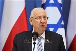 Tổng thống Israel kêu gọi đàm phán trực tiếp với Palestine