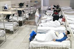 Số ca tử vong tại Trung Quốc do virus Corona đã vượt đại dịch SARS