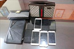 Bắt giữ đối tượng nghiện ma túy gây ra hàng chục vụ cướp giật tài sản