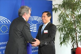 Chủ tịch EP ủng hộ thúc đẩy quan hệ hợp tác toàn diện giữa Việt Nam - EU