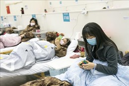 Trung Quốc: 1.016 ca tử vong do nCoV, 3.996 bệnh nhân đã hồi phục và ra viện