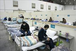 Tỉnh Hồ Bắc của Trung Quốc thông báo thêm 242 ca tử vong