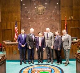 Hội thảo '25 năm quan hệ đối tác Việt Nam - Hoa Kỳ và Cơ hội cho tương lai: Góc nhìn từ bang Arizona'