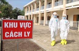 Nam Định tiếp nhận,cách ly y tế 120 công dân về từ Anh