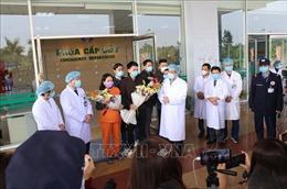 Hà Nội: Thêm hai bệnh nhân nhiễm nCoV được ra viện