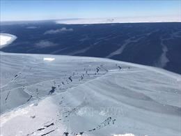 Khuyến cáo tình trạng băng tan 'không thể đảo ngược' tại Nam Cực