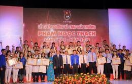 Trao Giải thưởng Phạm Ngọc Thạch cho 28 thầy thuốc trẻ