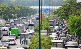 Hạ tầng giao thông TP Hồ Chí Minh phát triển chậm so với quy hoạch
