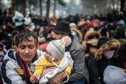 Áo tuyên bố sẽ chặn bất kỳ người nào tìm cách vượt biên giới