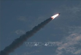 Hàn Quốc cung cấp thông số các vật thể bay Triều Tiên vừa phóng