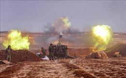 Thủ tướng Đức đề xuất thiết lập vùng an toàn ở Idlib, Syria