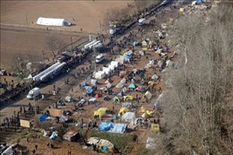 EU đề xuất bổ sung 500 triệu euro viện trợ người tị nạn Syria ở Thổ Nhĩ Kỳ