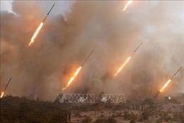 Triều Tiên xác nhận diễn tập pháo binh tầm xa hôm 9/3