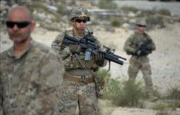 Mỹ bắt đầu rút quân khỏi Afghanistan