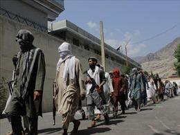 1.000 tù nhân Taliban sắp được phóng thích tại Afghanistan