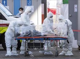 Hàn Quốc ghi nhận thêm 6 ca tử vong và 114 ca mới nhiễm virus