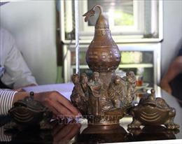 Bảo tàng tỉnh Phú Yên xác định 'cổ vật giá trị khủng' là đồ giả