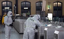 Thụy Sĩ hủy phiên họp Quốc hội do dịch COVID-19 lây lan ở mức nguy cấp