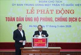 Thủ tướng: Cần nhiều hơn nữa sự chia sẻ, chung tay trong phòng chống đại dịch