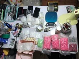 Bắt các đối tượng mua bán, tàng trữ 4 kg ma túy và 5.000 viên thuốc lắc