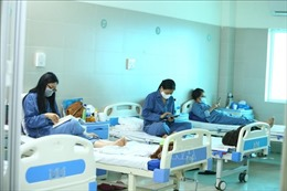 26 bệnh nhân có kết quả xét nghiệm âm tính lần 1 với virus SARS-CoV-2