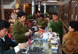 Ban hành Quy chế tiếp nhận, xử lý tin báo về buôn lậu, gian lận thương mại