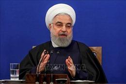 Tổng thống Iran: Mỹ đã bỏ lỡ cơ hội bãi bỏ các biện pháp trừng phạt