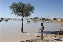 Iran: Lũ lụt khiến 21 người thiệt mạng