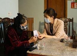 Mẹ liệt sỹ 90 tuổi ủng hộ 1 triệu đồng phòng chống dịch COVID-19