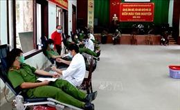 Bộ trưởng Tô Lâm gửi thư động viên lực lượng Công an tham gia hiến máu tình nguyện