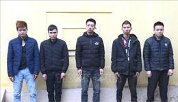Khởi tố băng nhóm chuyên trộm cắp xe máy tại các khu trọ của công nhân