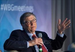 Tỷ phú Bill Gates: G20 cần tài trợ nhiều hơn để nghiên cứu vaccine chống dịch COVID-19