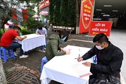 Trung ương Đoàn kêu gọi đoàn viên, thanh niên tích cực tham gia hiến máu tình nguyện