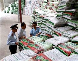 Sản xuất phân bón vẫn 'lao đao' vì thuế VAT