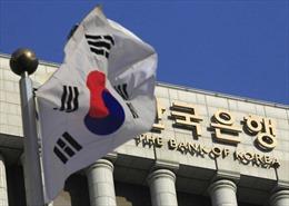 Ngân hàng trung ương Hàn Quốc sắp cung cấp thêm 2 tỷ USD cho các ngân hàng trong nước