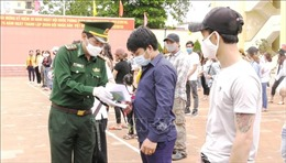 Quảng Bình: 210 công dân hoàn thành cách ly tập trung trở về địa phương