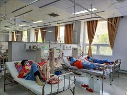 Bệnh viện Đa khoa thành phố Cần Thơ: Không có việc đưa máy lọc thận đã qua sử dụng vào hoạt động