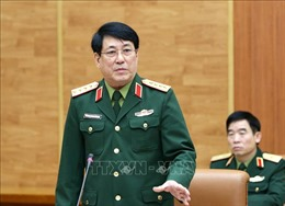Kỳ họp thứ 15 Ủy ban Kiểm tra Quân ủy Trung ương nhiệm kỳ 2015 - 2020