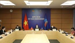 Việt Nam dự họp trực tuyến liên nghị viện về hợp tác quốc tế chống đại dịch COVID-19